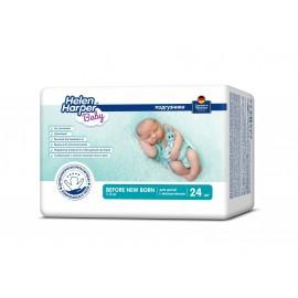 Детские подгузники Helen Harper Before Newborn (1-3 кг) 24 шт