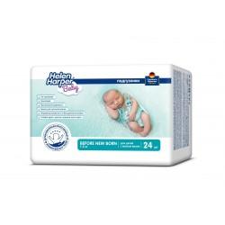Детские подгузники Helen Harper Before Newborn (1-3 кг) 24шт