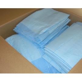 Пеленки одноразовые впитывающие в коробке 60X40