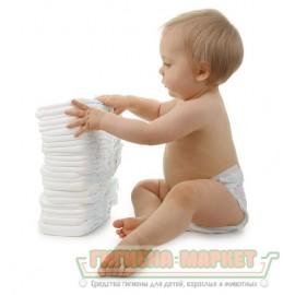 Подгузники-трусики для детей (размер 3)